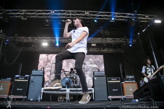 State Champs at Unify: A Heavy Music Gathering 2016