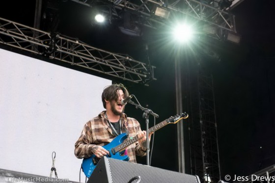 Wavves at Falls Festival, Byron Bay - NYE 2015