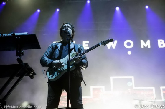 The Wombats at Falls Festival, Byron Bay - NYE 2015