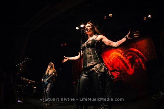 Nightwish at The Tivoli, Brisbane - January 7th, 2016