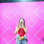 Jess Kent at FIELD DAY 2016 - Sydney, Australia