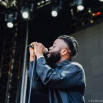 Young Fathers at FIELD DAY 2016 - Sydney, Australia