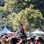 Crowd at FIELD DAY 2016 - Sydney, Australia