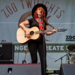 Ruby Boots at Melbourne Zoo Twilight Sessions 2016