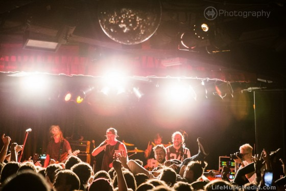 State Champs at Corner Hotel, Melbourne
