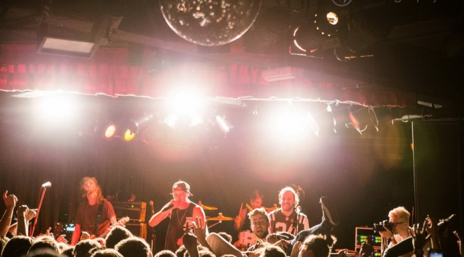 Photo Gallery : State Champs at Corner Hotel, Melbourne – January 15, 2016