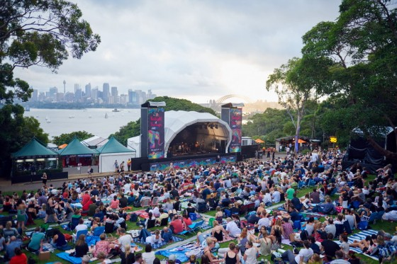 Twilight at Taronga' presented by ANZ
