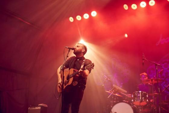 Josh Pyke at 'Twilight at Taronga' - January 29, 2016