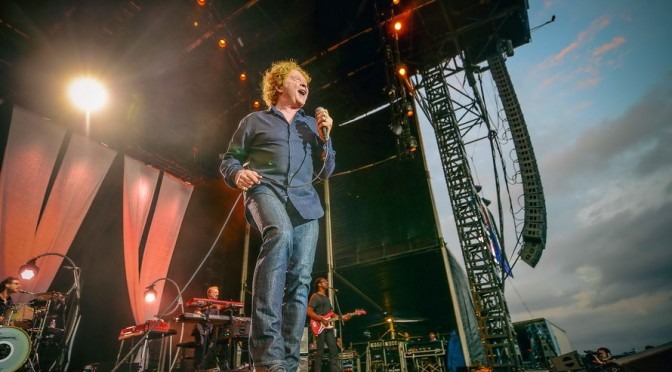 Live Review : Simply Red at Bimbadgen Winery, Pokolbin Australia – February 20, 2016