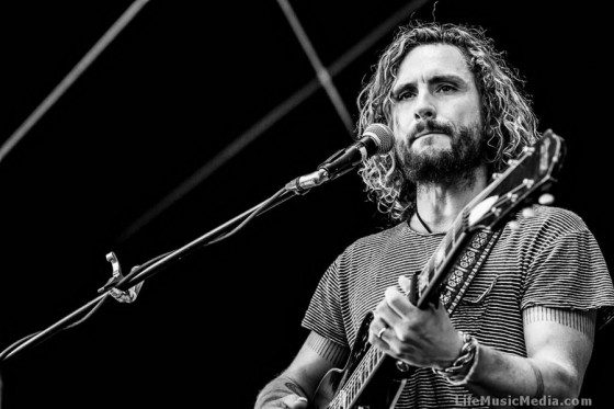 John Butler Trio at Melbourne Zoo Twilights