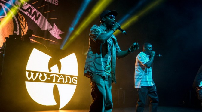 Photo Gallery : Wu-Tang Clan at Brisbane Riverstage w/ Ivan Ooze – February 26, 2016