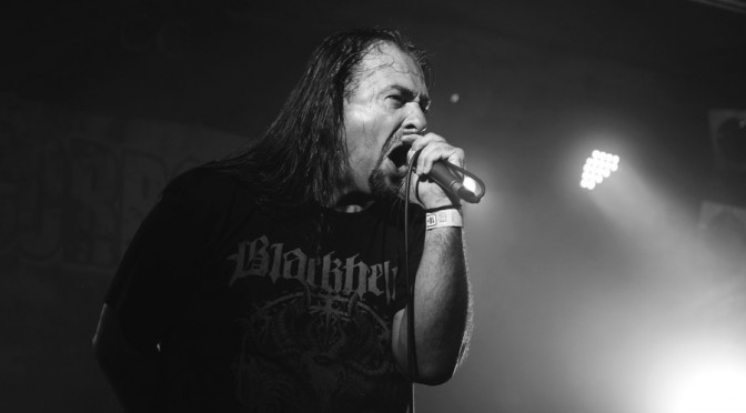 Photo Gallery : Truth Corroded at Bald Faced Stag, Sydney – February 27, 2016