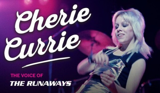 Interview with Cherie Currie