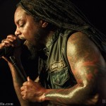 Sevendust at Eatons Hill Hotel, Brisbane - March 17, 2016 Photographer: Rebecca Reid