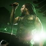 Sevendust at Eatons Hill Hotel, Brisbane - March 17, 2016