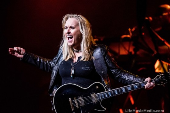 Melissa Etheridge at Enmore Theatre, Sydney - March 23, 2016 Photographer:  David Jackson