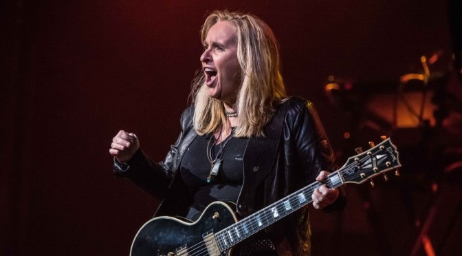 Live Review : Melissa Etheridge at Enmore Theatre, Sydney – March 23, 2016