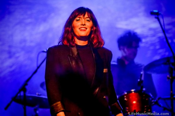 Sarah Blasko at Enmore Theatre, Sydney - April 8, 2016 Photographer: David Jackson