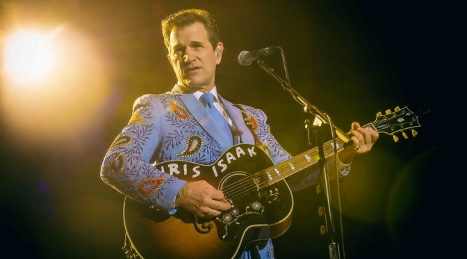 Live Review : Chris Isaak at A Day On The Green – Bimbadgen Estate, Pokolbin Australia  – April 9, 2016