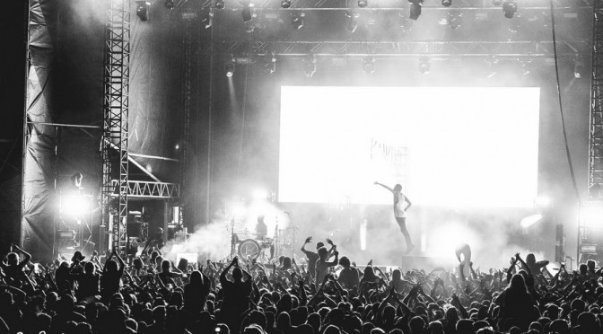 Live Review : Groovin The Moo – Canberra 2016
