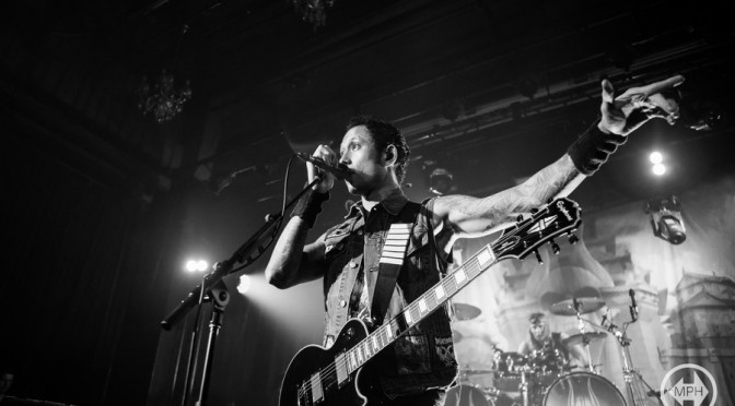 Photo Gallery : Trivium at 170 Russell, Melbourne – April 12, 2016