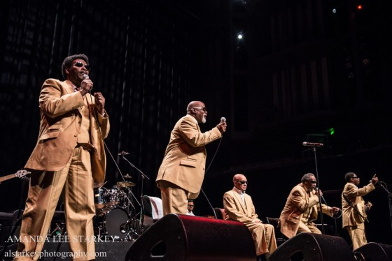 The Blind Boys of Alabama at Queensland Performing Arts Centre, Brisbane - March 31, 2016 Photographer: Amanda Lee Starkey