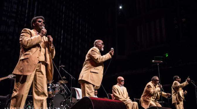 Live Review + Photos : The Blind Boys of Alabama at Queensland Performing Arts Centre, Brisbane – March 31, 2016