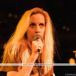 Cherie Currie at The Corner Hotel, Melbourne - May 28, 2016