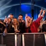Crowd at Groovin The Moo - Bendigo 2016 Photographer: Matt Holliday