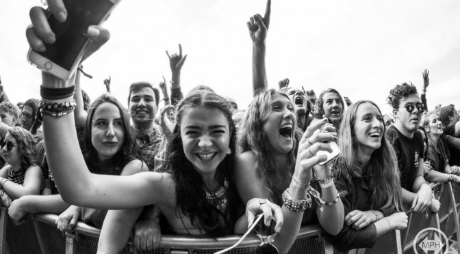Photo Gallery : Groovin The Moo – Bendigo 2016 – Socials + Crowd