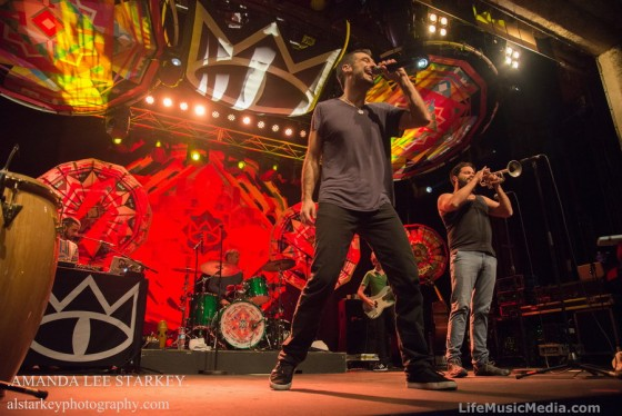 The Cat Empire at The Tivoli, Brisbane -  May 07, 2016 Photographer: Amanda Lee Starkey