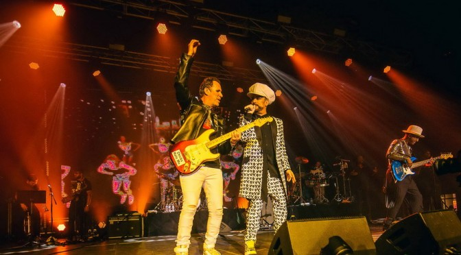 Live Review : Culture Club at Hordern Pavilion, Sydney – June 11, 2016