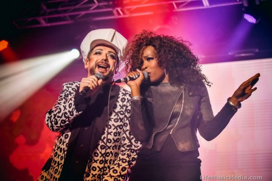 Culture Club at Hordern Pavilion, Sydney - June 11, 2016 Photographer: David Jackson
