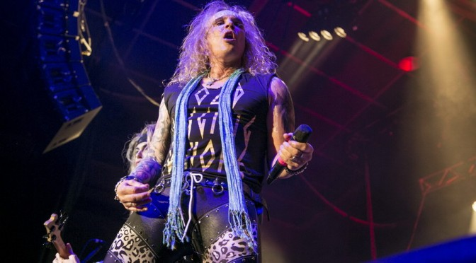Photo Gallery : Steel Panther + Black Stone Cherry at Big Top Luna Park, Sydney – June 17, 2016
