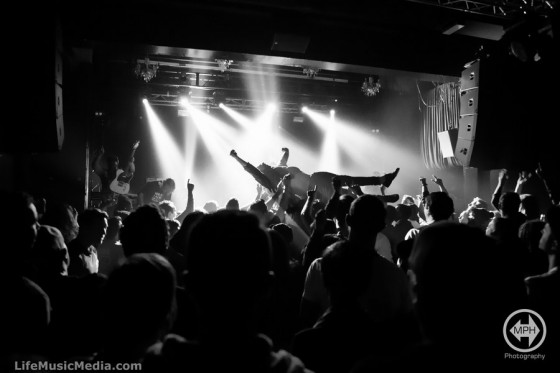 The Ataris at 170 Russell, Melbourne - June 7, 2016 Photographer: Matt Holliday