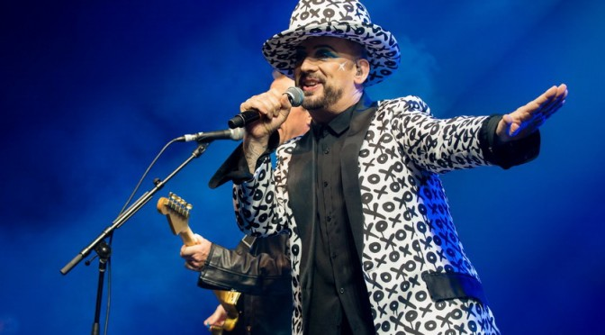 Live Review : Culture Club at Riverstage Brisbane – June 14, 2016