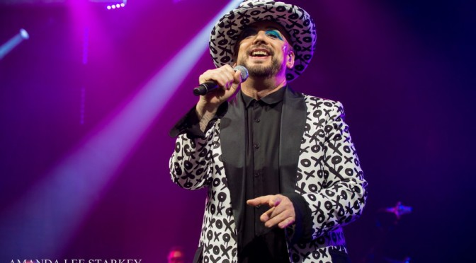 Photo Gallery : Culture Club at Riverstage Brisbane – June 14, 2016