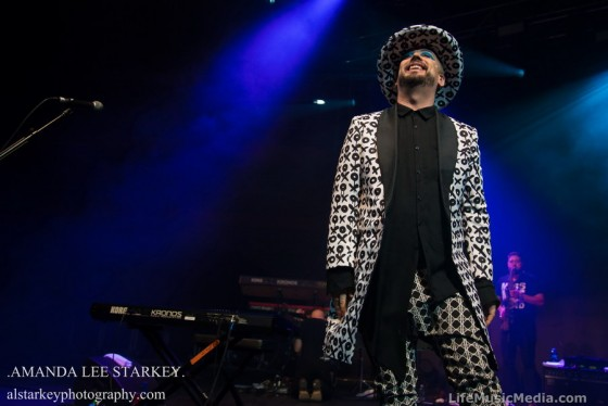 Culture Club at Riverstage Brisbane - June 14, 2016 Photographer: Amanda Starkey