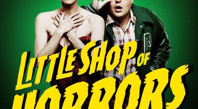 Theatre Review : Little Shop of Horrors – Playhouse, QPAC Brisbane – June 2, 2016