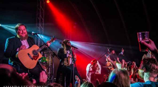 Live Review : The Beards at The Triffid, Brisbane – June 18, 2016