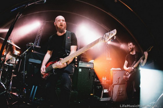 Sleepmakeswaves at The Triffid, Brisbane - July 9, 2016 Photographer: Charlyn Cameron