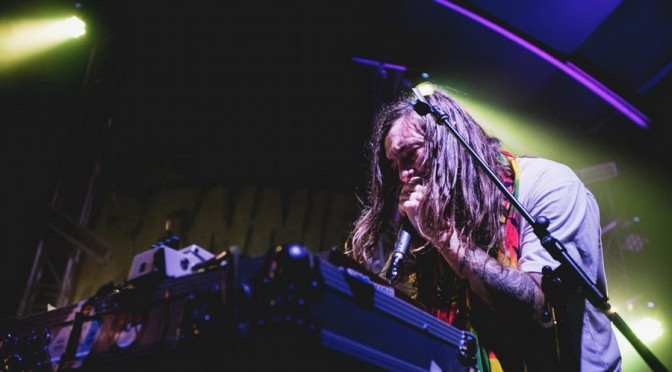 Photo Gallery : The Bennies at The Triffid, Brisbane – July 16, 2016