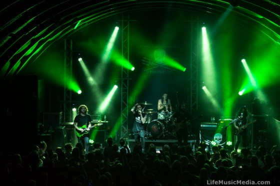 Dead Letter Circus at The Triffid, Brisbane - 27 August 2016 Photographer: Krista Melsom
