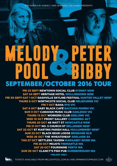 Melody_tour