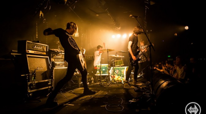 Photo Gallery : With Confidence at Prince Bandroom, Melbourne – 9 September 2016