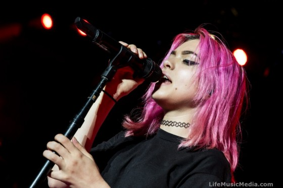 Hey Violet at Riverstage, Brisbane - 2 October 2016 Photographer: Krista Melsom