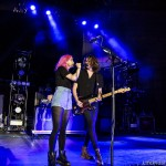 Hey Violet at Riverstage, Brisbane - 2 October 2016