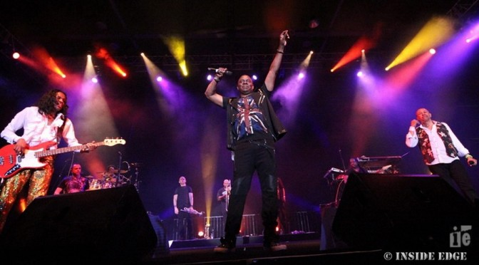 Live Review : EARTH WIND & FIRE at Asia Expo, Hong Kong – 24 September 2016