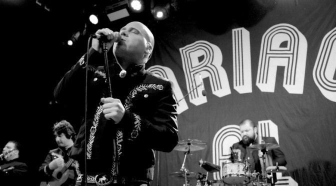 Photo Gallery : Mariachi El Bronx + Pounded By The Surf at Manning Bar, Sydney – 2 November 2016