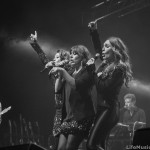 The Chantoozies at Pure Gold Live - ICC Sydney Theatre - 23 December 2016 Photographer: Wendy Robinson